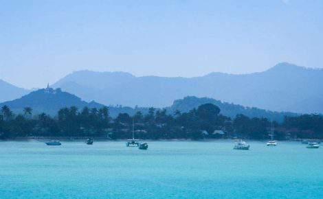 Recorriendo Tailandia y Koh Samui.