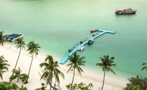 O melhor do norte de Tailândia e Koh Samui.
