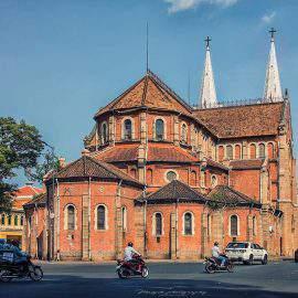 Cidade de Ho Chi Minh