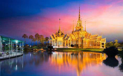 Destaques da Tailândia
