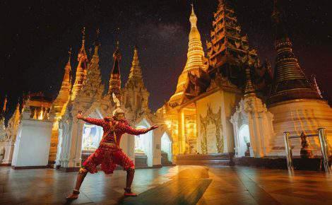 Realces da Tailândia