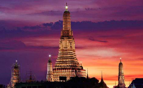 Classic Southeast Asia