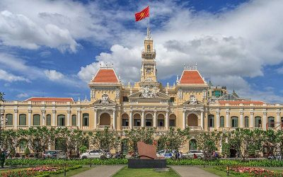 Excursión de día completo en ciudad de Ho Chi Minh con guía en español
