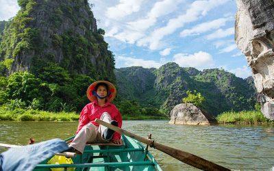 Vietnam al completo en 12 días.