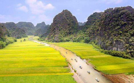 Destaques do Vietnã em português 8 dias