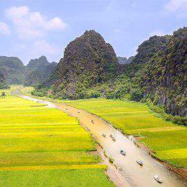 ninh binh attraction