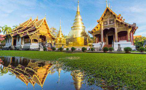 Principais pontos turísticos da Tailândia