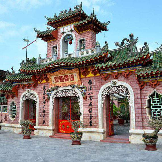 hoi an attraction