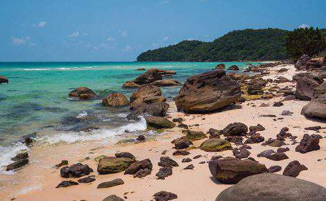 Camboya, Vietnam y Isla de Phu Quoc.