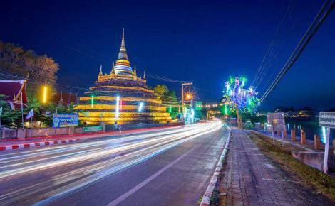 O melhor do norte da Tailândia