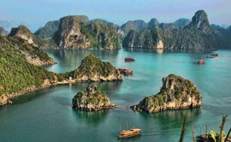 Maravillas de Camboya y Vietnam - 11 días.
