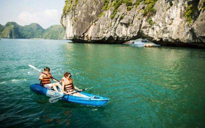Excursão de dois dias e uma noite na Baía de Ha Long com Paradise Luxury o Bhaya Cruise