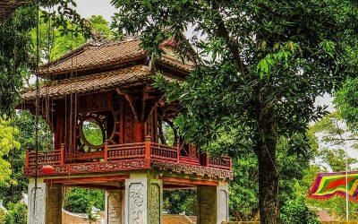 Excursão de um dia em Hanói com guia falante de português