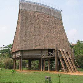 Museo de etnología de Hanói