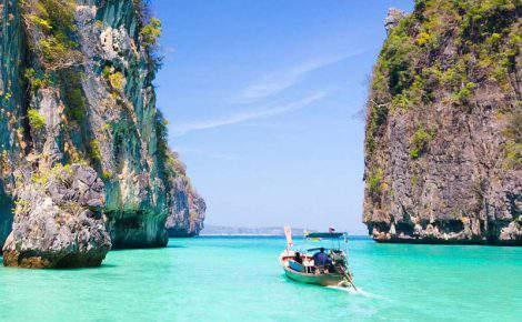 10 dias Bangkok, Chiang Mai e Koh Phi Phi em semi-privado.