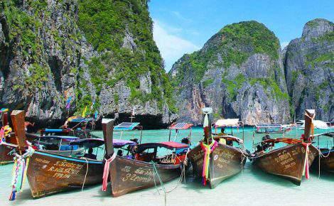 Tesouros da Tailândia com Koh Phi Phi