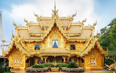 Principal do norte da Tailândia.