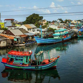 Crucero de Mekong