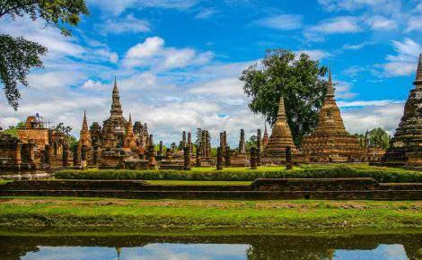 Joyas de Tailandia y Bangkok