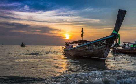 Tesouros da Tailândia com Krabi
