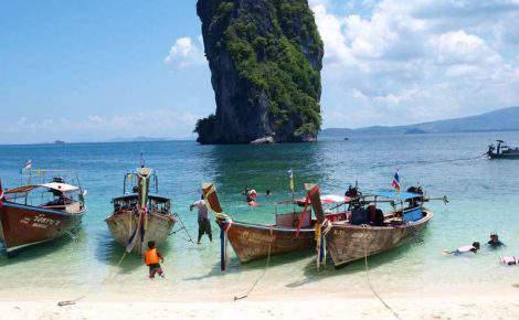 Joias da Tailândia e Krabi.