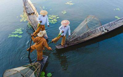 A glimpse of Myanmar