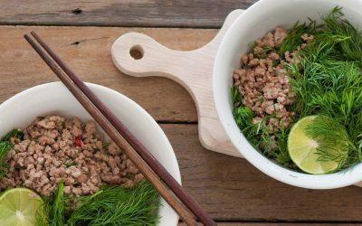 Top 3 platos típicos laosianos