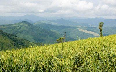 Mountains and minorities of Laos