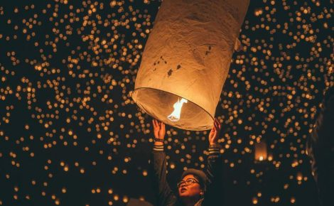 A guide to Thailand's 2019 floating lantern festivals