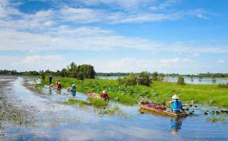 Tesouros do Vietnã e Camboja