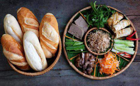 Southern Vietnam cuisine