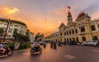 City tour de Ho Chi Minh & túneles de Cu Chi con guía en español
