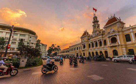 Highlights of Ho Chi Minh City