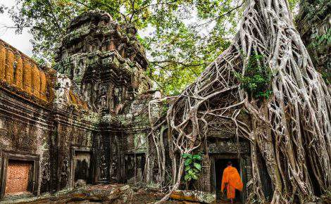 Wonders of Vietnam and Cambodia