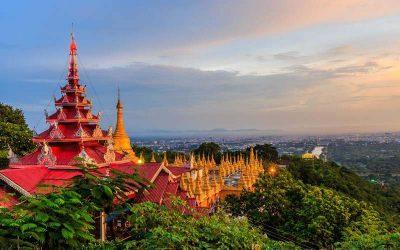 Jóias do Myanmar