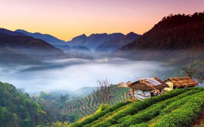 Exotic Southeast Asia