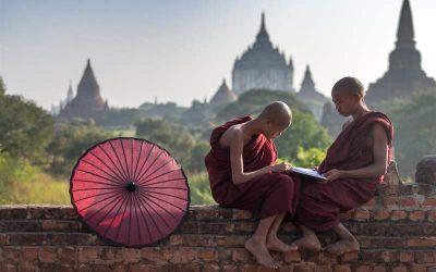 I dream of Burma