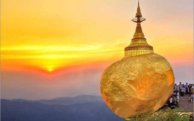 Grand Myanmar adventure