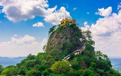 Off-the-beaten-path Myanmar