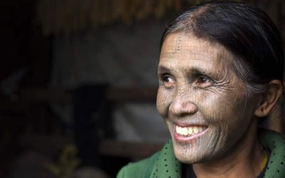 Ethnic minorities of Myanmar