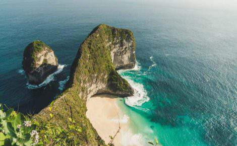 Thailand and Bali beaches