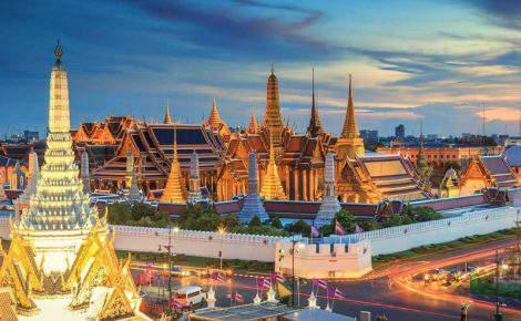Melhor época para viajar a Tailândia