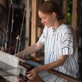 ock pop tok weaving
