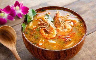 Auténtica cocina tailandesa