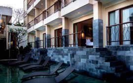 Anumana Ubud Hotel Superior Room Lagoon Access 2