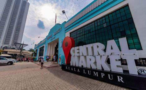 Excursão terrestre em Kuala Lumpur com guia em português do porto Klang Cruise Terminal