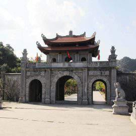 An ancient city Hoa Lu