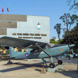 Museo de la Guerra Sai Gon