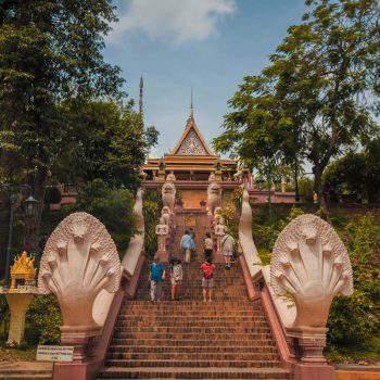 Pagoda de Wat Phnom
