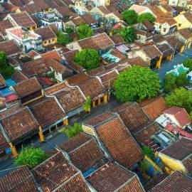 Barrio antiguo de Hoi An